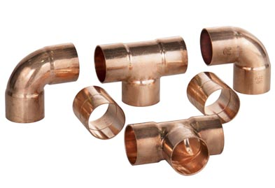 Cupro-Nickel Alloy Buttweld Fittings
