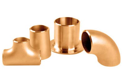 Cupro-Nickel Buttweld Fittings