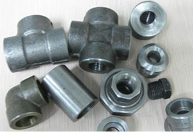 Hastelloy Threaded Forged Fittings