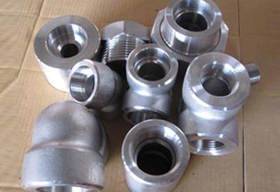 Monel Threaded Forged Fittings