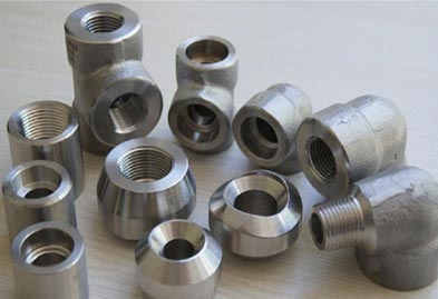Super Duplex Steel Socket Weld Fittings