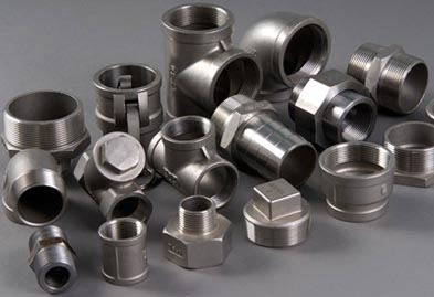 Super Duplex Steel Threaded Forged Fittings