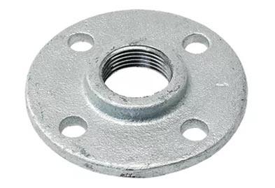 Aluminium Flange