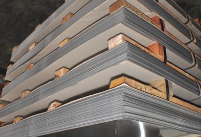 316Ti SS Sheets Plates