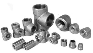 Alloy Steel Threraded Forged Fitting