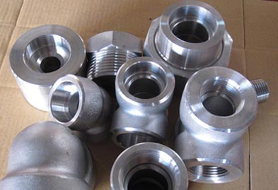 317L Stainless Steel Threaded Forged Fittings