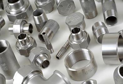 321H Stainless Steel Threaded Forged Fittings