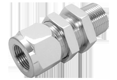 Male Bulkhead Connector