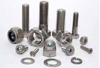 316Ti Stainless Steel Fasteners