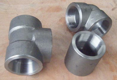 316Ti Stainless Steel Forged Fittings