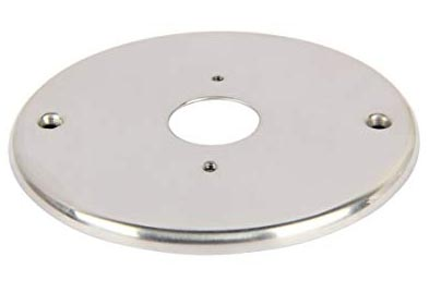 317/317L Stainless Steel Base Plate